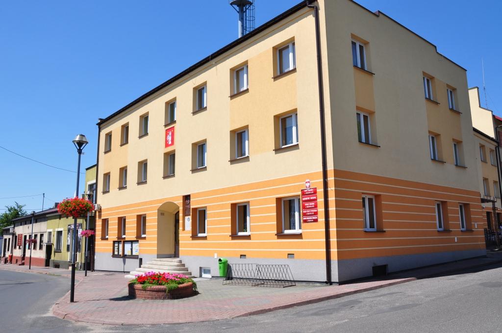 Urząd Miejski w Krzepicach