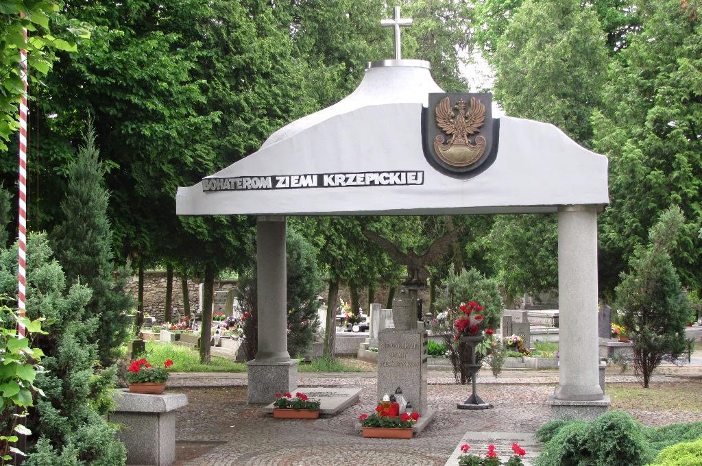 Pomnik Bohaterów Ziemi Krzepickiej