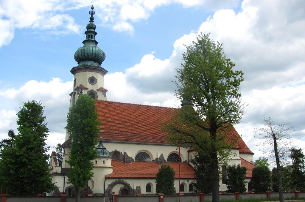 Kościół w Zajączkach