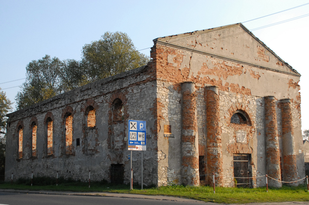Synagoga w Krzepicach